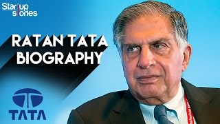 Ratan Tata Biography | How he Acquired Jaguar and Landrover | Startup Stories