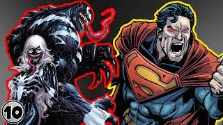 Top 10 Superheroes Who Stared As Supervillains