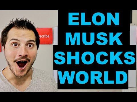 BREAKING NEWS! ELON MUSK SHOCKS THE STOCK MARKET! 7,000 TESLA CARS!