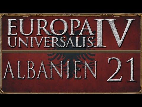 Europa Universalis 4 Albanien 21 - Noch einmal stürmt, liebe Freunde