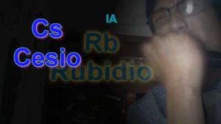 Simón Eusebio - Tabla Periódica