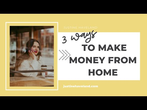 How to Make Money As a Stay At Home Mom | START AN ONLINE BUSINESS. http://bit.ly/2Q6cQQf