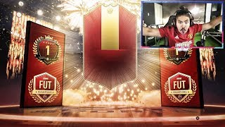 1ST IN THE WORLD REWARDS! TOP 100 RED INFORM PLAYER PICKS! FIFA 19