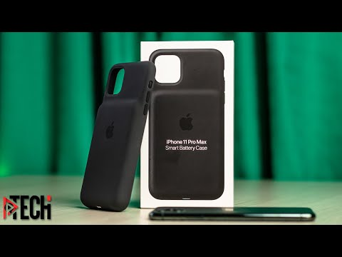 Обзор нового Apple Smart Battery Case за 175$ для iPhone 11. Стоит чехол аккумулятор своих денег?