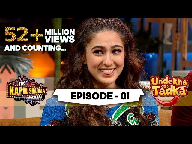 Undekha Tadka | Episode 1 | The Kapil Sharma Show Season 2 | SonyLIV | HD