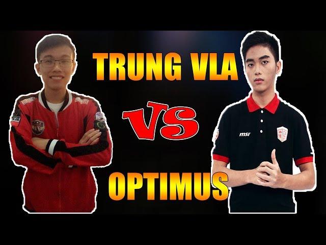 Trung Vladimir vs SGD Optimus - Chi?n th?ng may m?n - RANK THÁCH ??U VI?T NAM