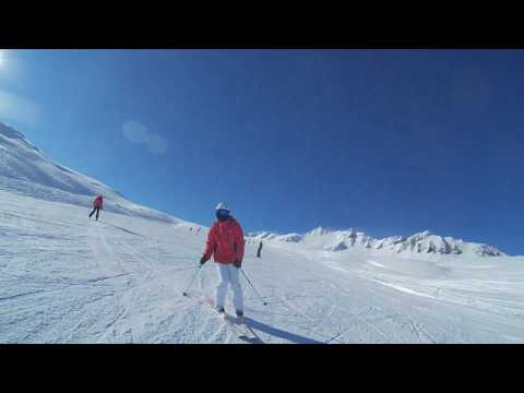 Evolution 2 Val d'Isère - Nico's group 15th January 2017