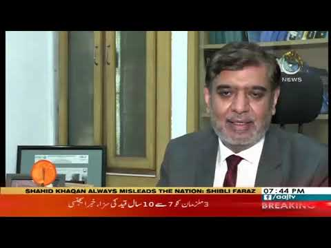 View 360 | 7 September 2020 | Aaj News | AU1I