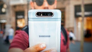 SAMSUNG hace un GIRO! Galaxy A80 REVIEW