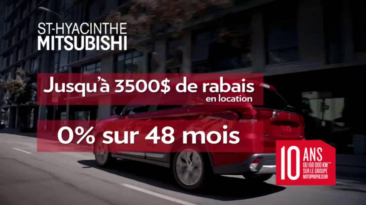 Mitsubishi St Hyacinthe >> Pub Tele Pour Mitsubishi St Hyacinthe Youtube