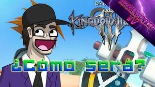 Mis expectativas sobre Kingdom Hearts 3