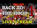 Back to The Hood Live-Stream Part 1 | Marvel Contest of Champions Live Stream