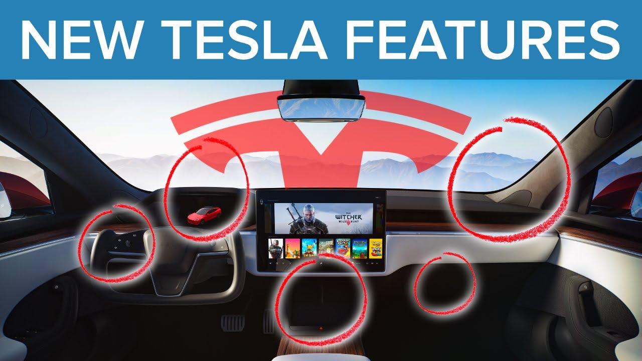 Download NEW Tesla Features Coming Soon
