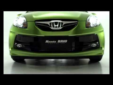 Honda Brio - Eco Car - ฮอนด้า บริโอ