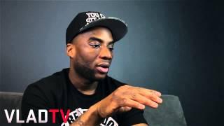 Charlamagne Says Kanye Shouldn't Stress Kim's Past