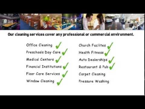 Office Cleaning Vancouver BC Monthly pricing starting $189 - YouTube