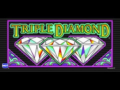 Triple diamond slots machines trump casino atlantic city new jersey