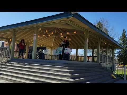Logan County Teachers Rally For Better School Funding 2