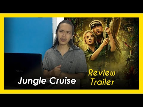Jungle Cruise Trailer #2 | Bincang Bincang Yuk | Dwayne Johnson Emily Blunt Trailer Review 2020