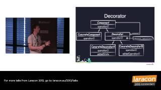 Phill Sparks - Software Design Patterns in Laravel 4