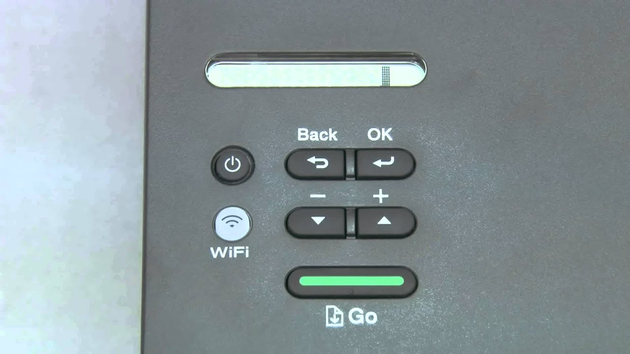 Ihr Brothergerät in einem Wireless Netzwerk einrichten.  Brother