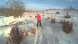 видео База отдыха Снежинка