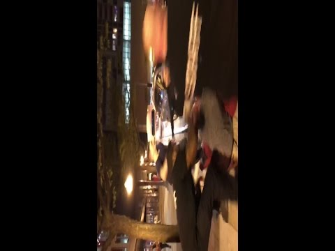 Fight at Fifth Avenue in Royal Oak