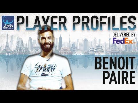 Benoit Paire FedEx ATP Player Profile 2017