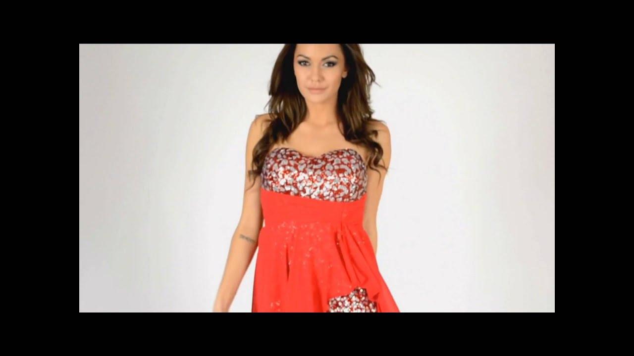 9b0350fa45d3 Spoločenské šaty Online - YouTube