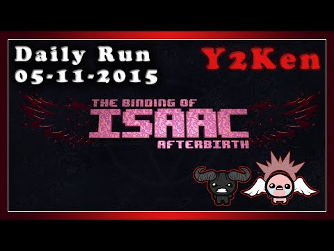 """From the Archive!"" The Binding of Isaac Afterbirth - Daily Run: 05 Nov 2015"