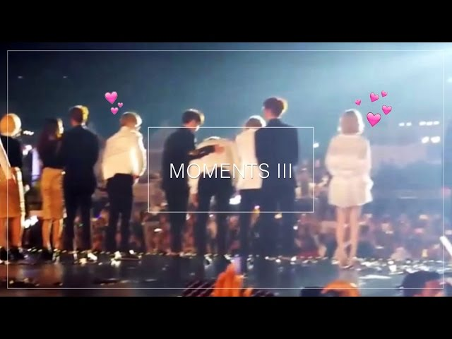 Taehyung & Taeyeon - VYEON Moments Part3