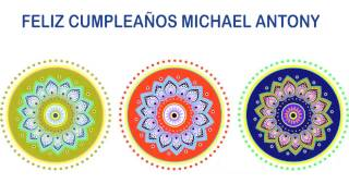 MichaelAntony   Indian Designs - Happy Birthday
