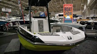 2017 Scarab 195 Open First Look
