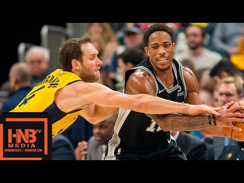 San Antonio Spurs vs Indiana Pacers Full Game Highlights | 11.23.2018, NBA Season