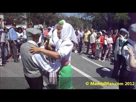 2012 Madrid, San Isidro, El Chotis, Pradera de San Isidro