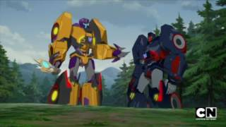 Transformers: Robots in Disguise: Combiner Force: Episode 6: Bee Cool (Preview)