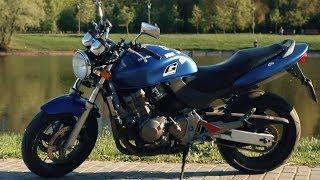 Honda CB600 обзор. Городская зажигалка