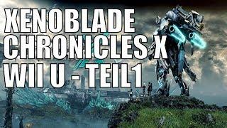 Xenoblade Chronicles X WiiU Deutsch Teil 1