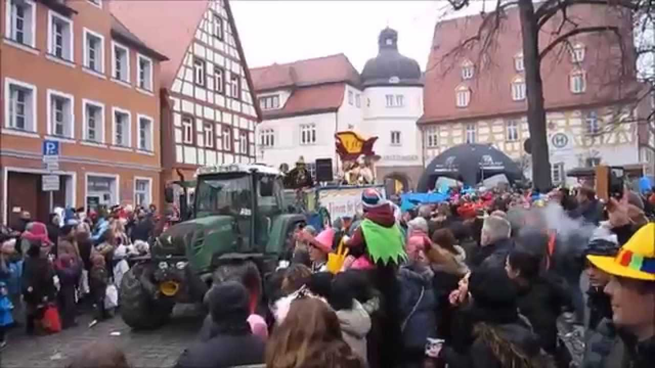 Carnival Fasching Shrove Tuesday In Schwabach Youtube