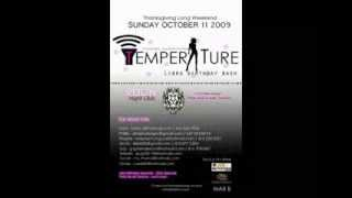 No Hesitation Sound Presents The Temperature 13 Promo CD PREVIEW Thumbnail