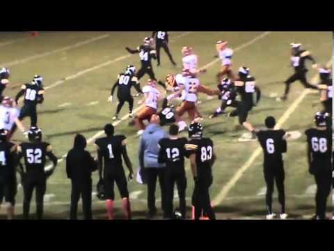 Brush Football Highlights 2012