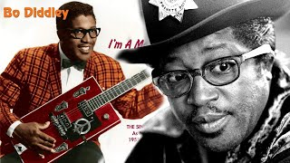 The Life and Sad Ending of Bo Diddley