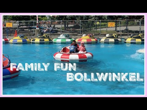 FAMILY FUN CENTRE BOLLWINKEL| Road Trip part 2 | Vlog With Emma