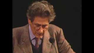 Edward Said Lecture / The Myth of the Clash of Civilzations