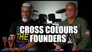 Carl Jones & TJ Walker on How They Launched Cross Colours Independently