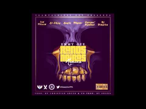 Emmy Gee feat Ice Prince, AB Crazy, Anatii, Phyno... - Rands And Naira Remix [Official Audio] 2014