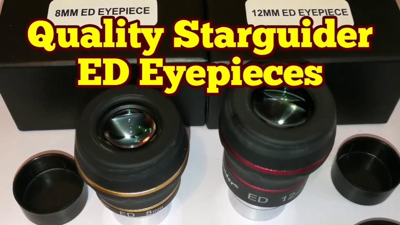 """1.25/"""" 12mm BST Starguider ED eyepiece"""