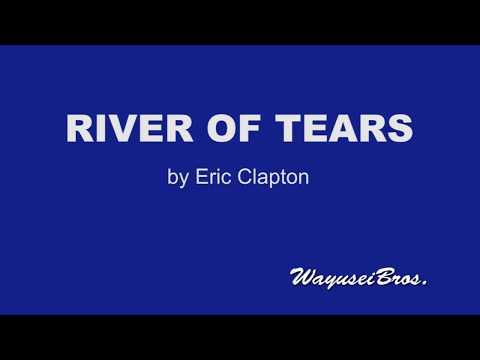 River of Tears - Eric Clapton (Karaoke)