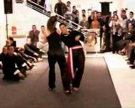 Zelfverdediging Sanja Matic en Nasser Ahmadzoi