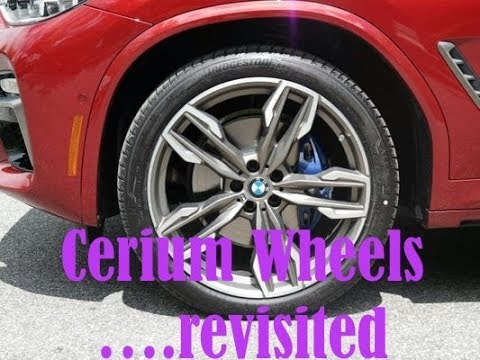 BMW Cerium Wheel Cleaning....revisited